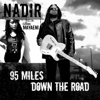95 Miles Down The Road (feat. Mayaeni) b/w Belly of the Whale